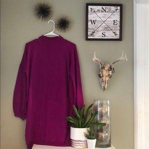 New Universal Standard for JCrew Sweater Dress